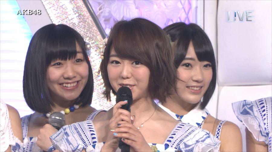 AKB48 宮脇咲良 THE MUSIC DAY 音楽のちから (11)_R