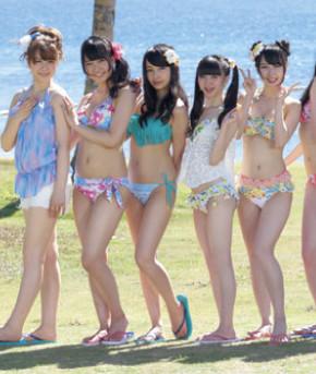 FLASHスペシャル グラビアBEST2014夏号 NMB48イビサガール水着4