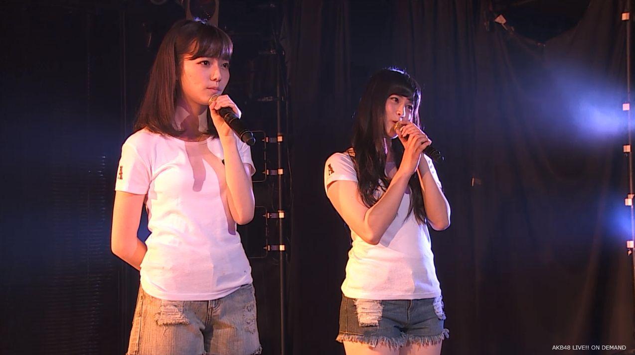 島崎遥香 あの頃のスニーカー チームA劇場公演 20140714 (1)