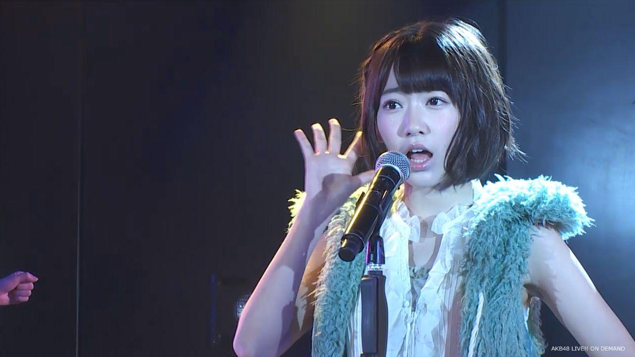 宮脇咲良 ハート型ウィルス チームA公演 20140714 (22)