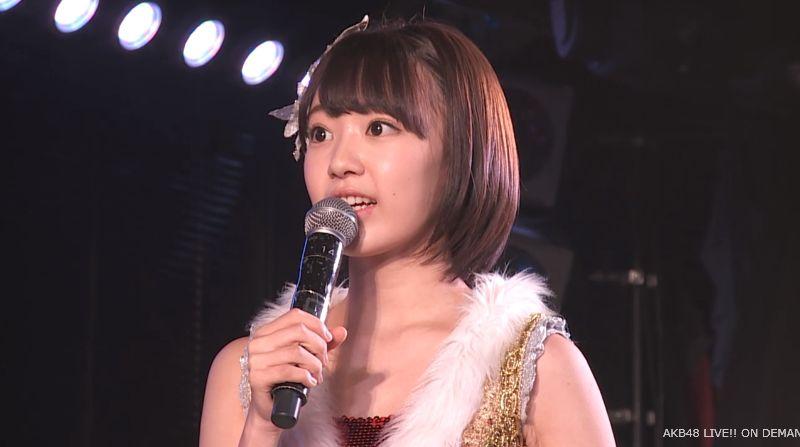 ストレート宮脇咲良 MC 最近ハマってること AKB48チームA公演 20140730 (1)