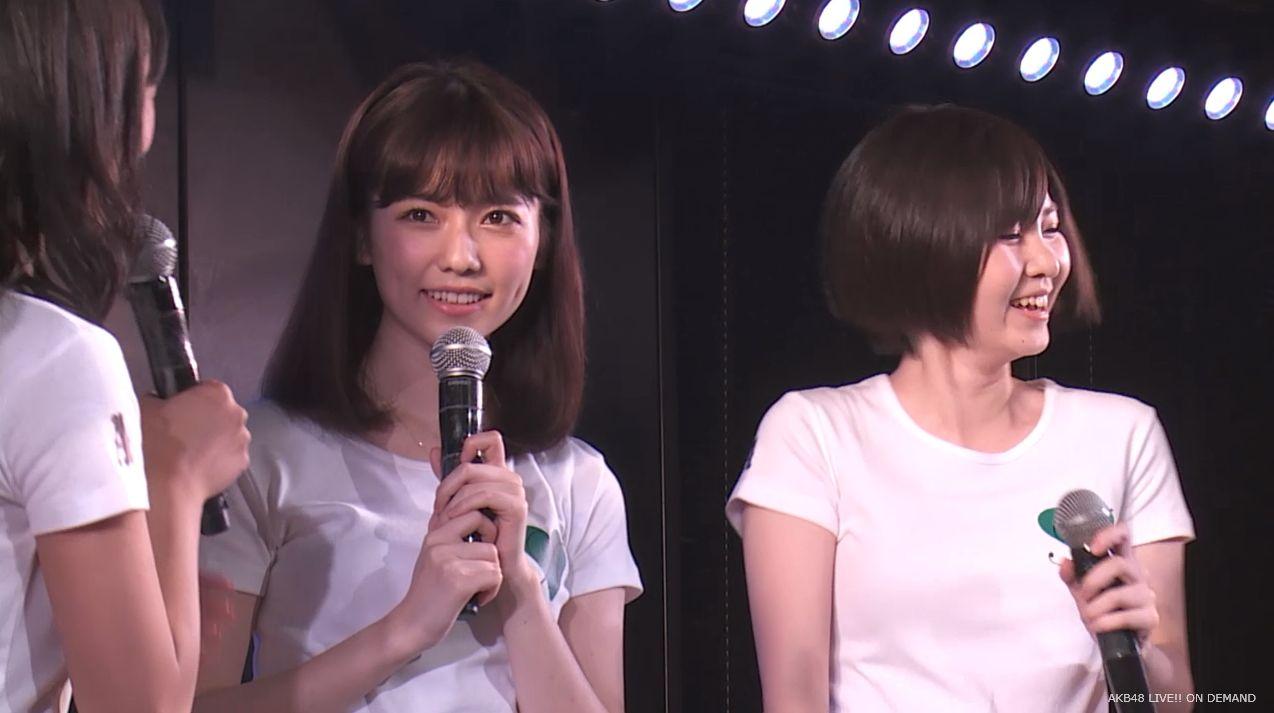 島崎遥香 MC チームA劇場公演 20140714 (5)
