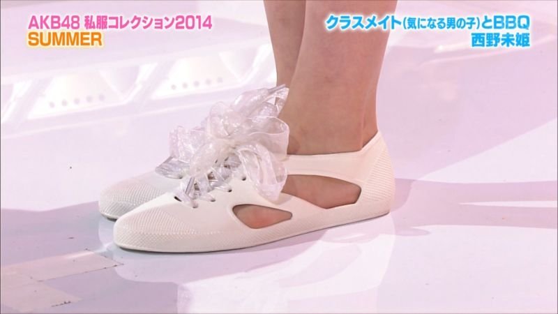 AKBINGO 私服コレクション2014夏 西野未姫 20140709 (8)_R