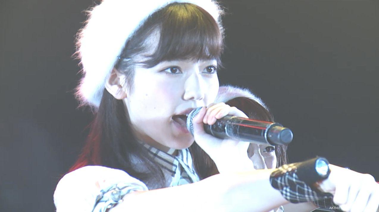 島崎遥香 AKB参上 チームA劇場公演 20140714 (3)