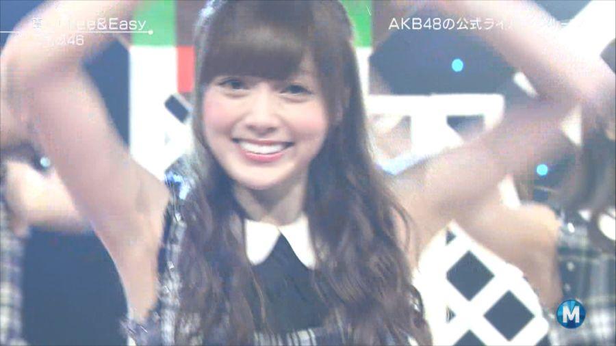 乃木坂46 ミュージックステーション 白石麻衣 20140711 (7)_R