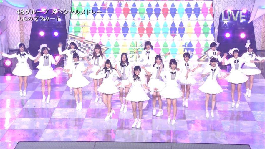 AKB48 渡辺麻友 THE MUSIC DAY 音楽のちから 20140712 (100)_R