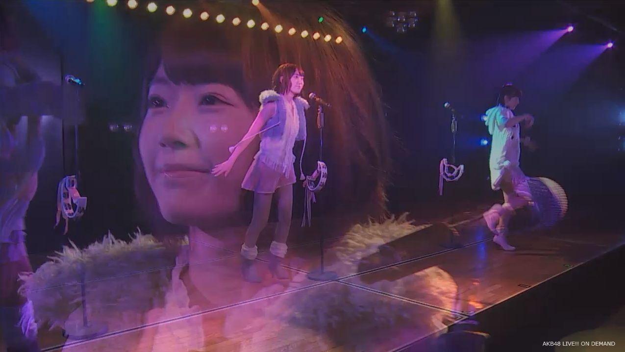 宮脇咲良 ハート型ウィルス チームA公演 20140714 (29)