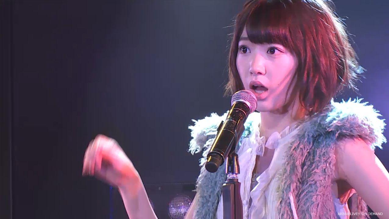 宮脇咲良 ハート型ウィルス チームA公演 20140714 (25)