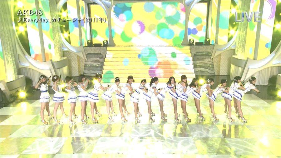AKB48 渡辺麻友 THE MUSIC DAY 音楽のちから 20140712 (8)_R