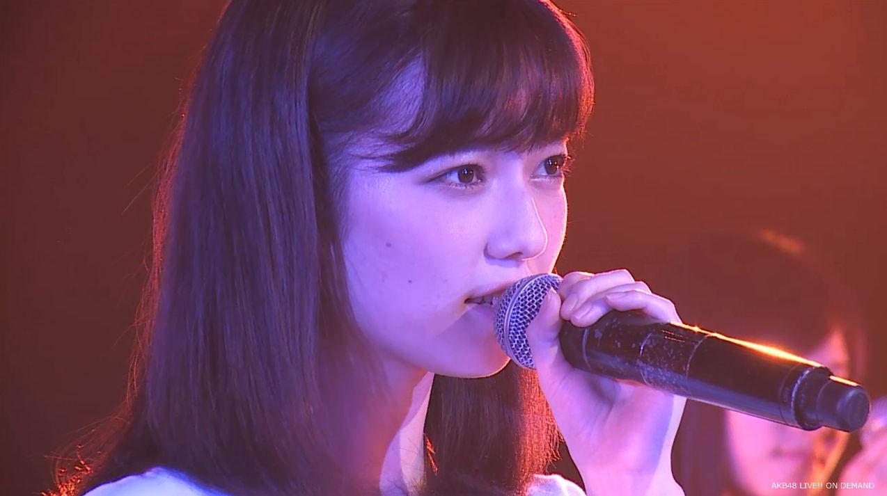 島崎遥香 あの頃のスニーカー チームA劇場公演 20140714 (5)