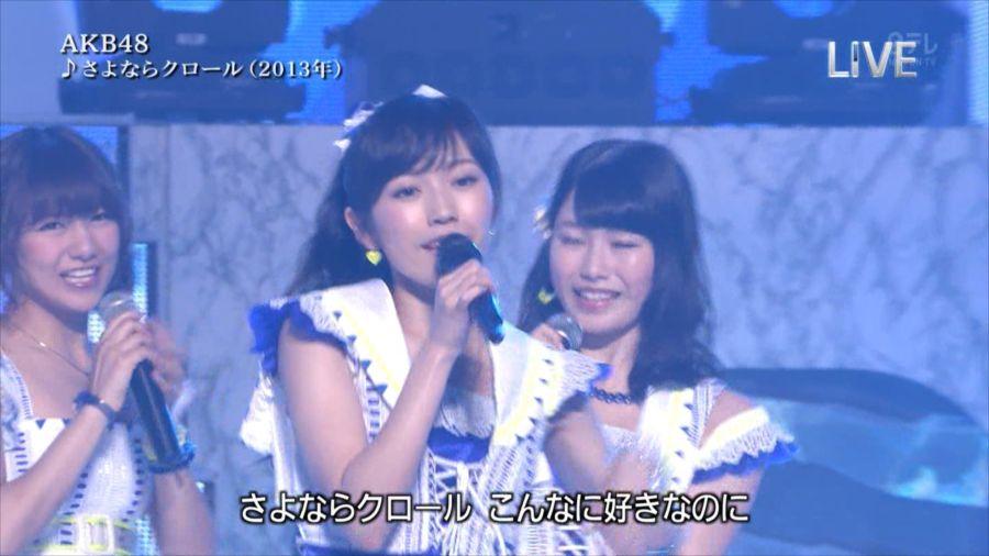 AKB48 渡辺麻友 THE MUSIC DAY 音楽のちから 20140712 (31)_R