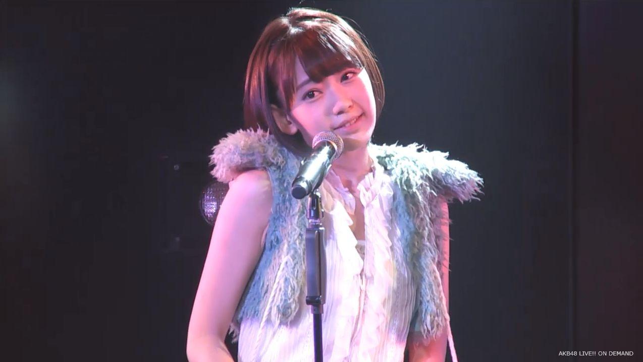 ストレート宮脇咲良 ハート型ウィルス AKB48チームA公演 20140730 (9)