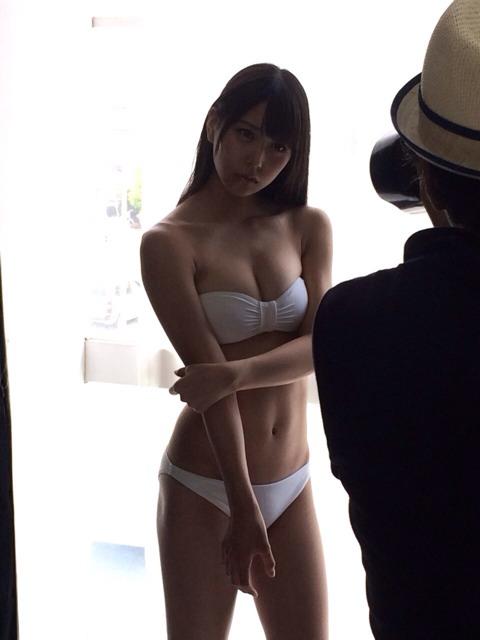 白間美瑠 ヤングジャンプ オフショット part2 (2)