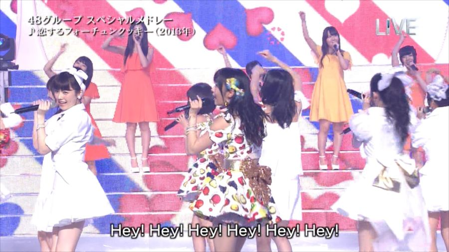 AKB48 島崎遥香 THE MUSIC DAY 音楽のちから 20140712 (34)_R