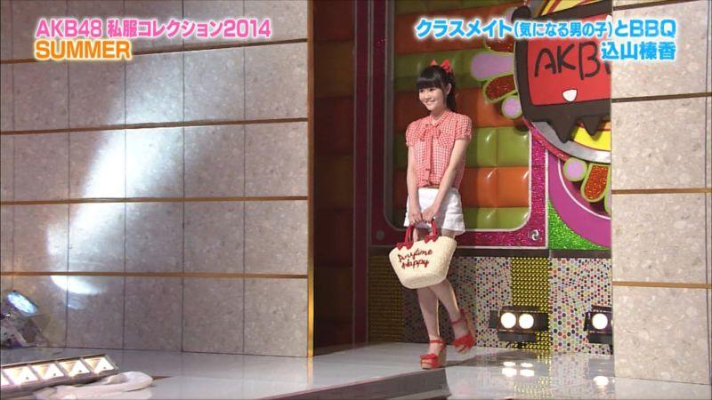 AKBINGO 私服コレクション2014夏 こみはる 20140709 (2)_R