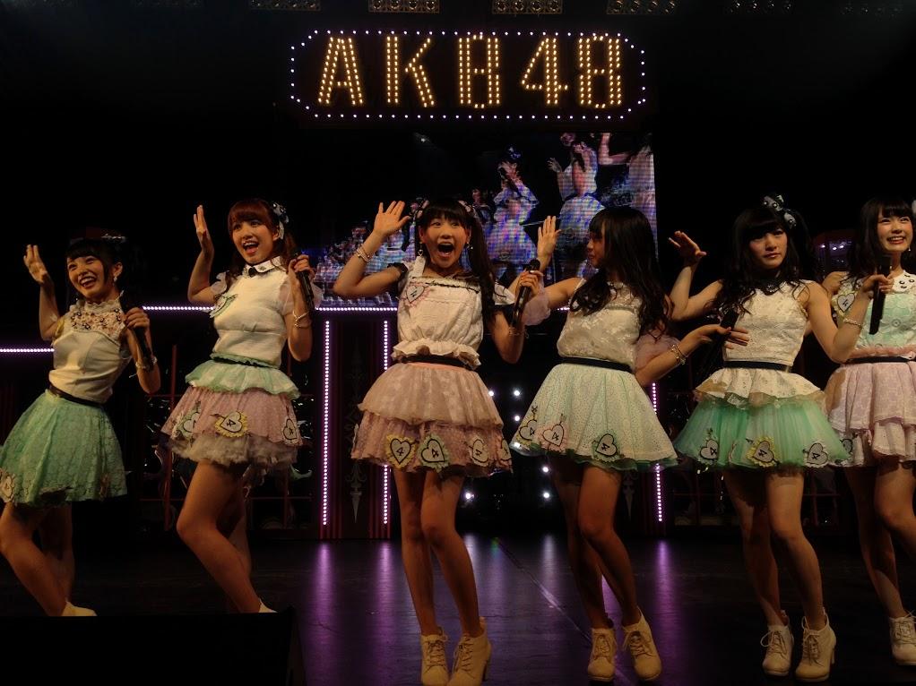 AKB48全国ツアー チーム4和歌山 20140721 (2)