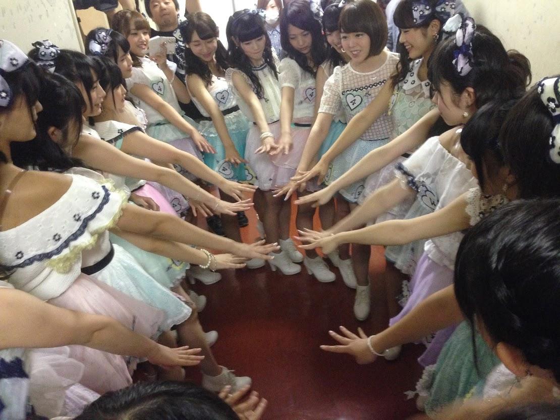 AKB48全国ツアー チーム4和歌山 20140721
