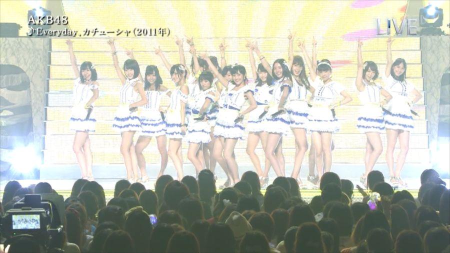 AKB48 島崎遥香 THE MUSIC DAY 音楽のちから 20140712 (7)_R