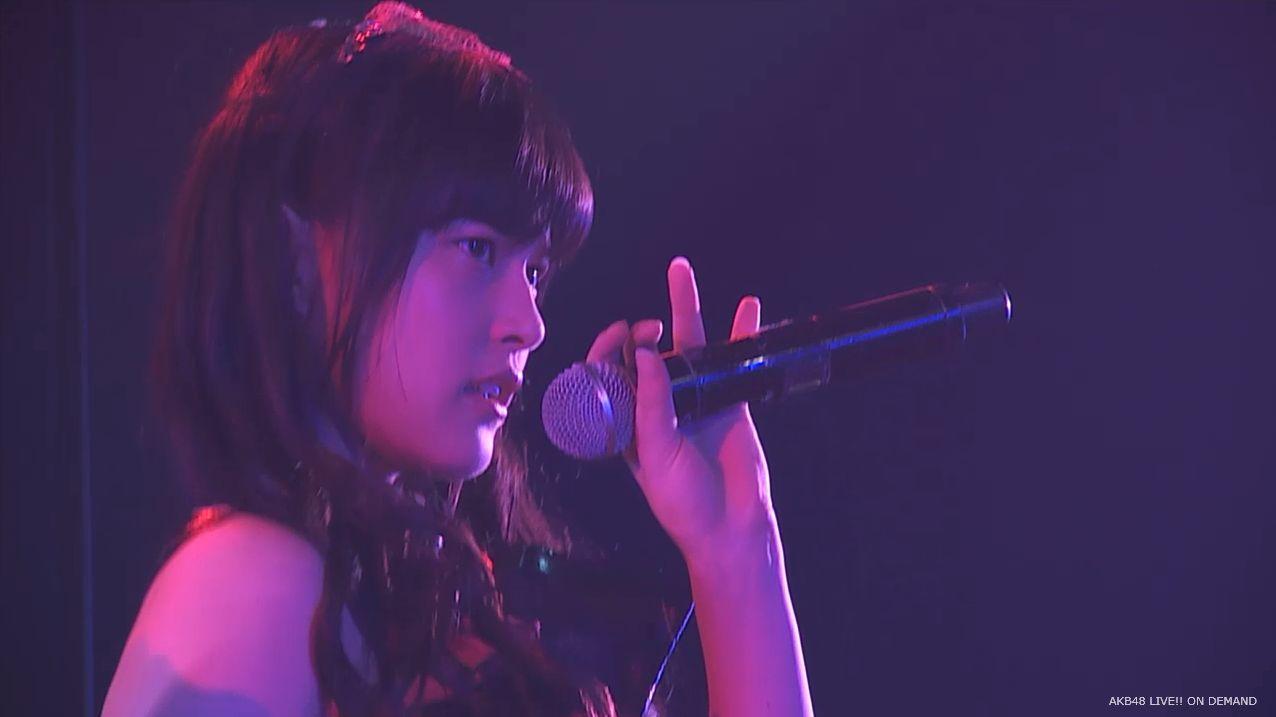 AKB48 チームAツインテール公演 田北香世子 自己紹介&黒い天使 (26)