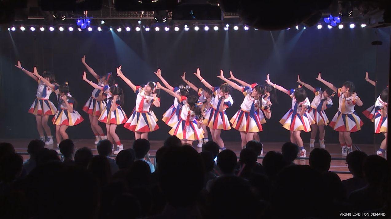チーム8坂口渚沙 劇場公演デビュー 20140806 (175)