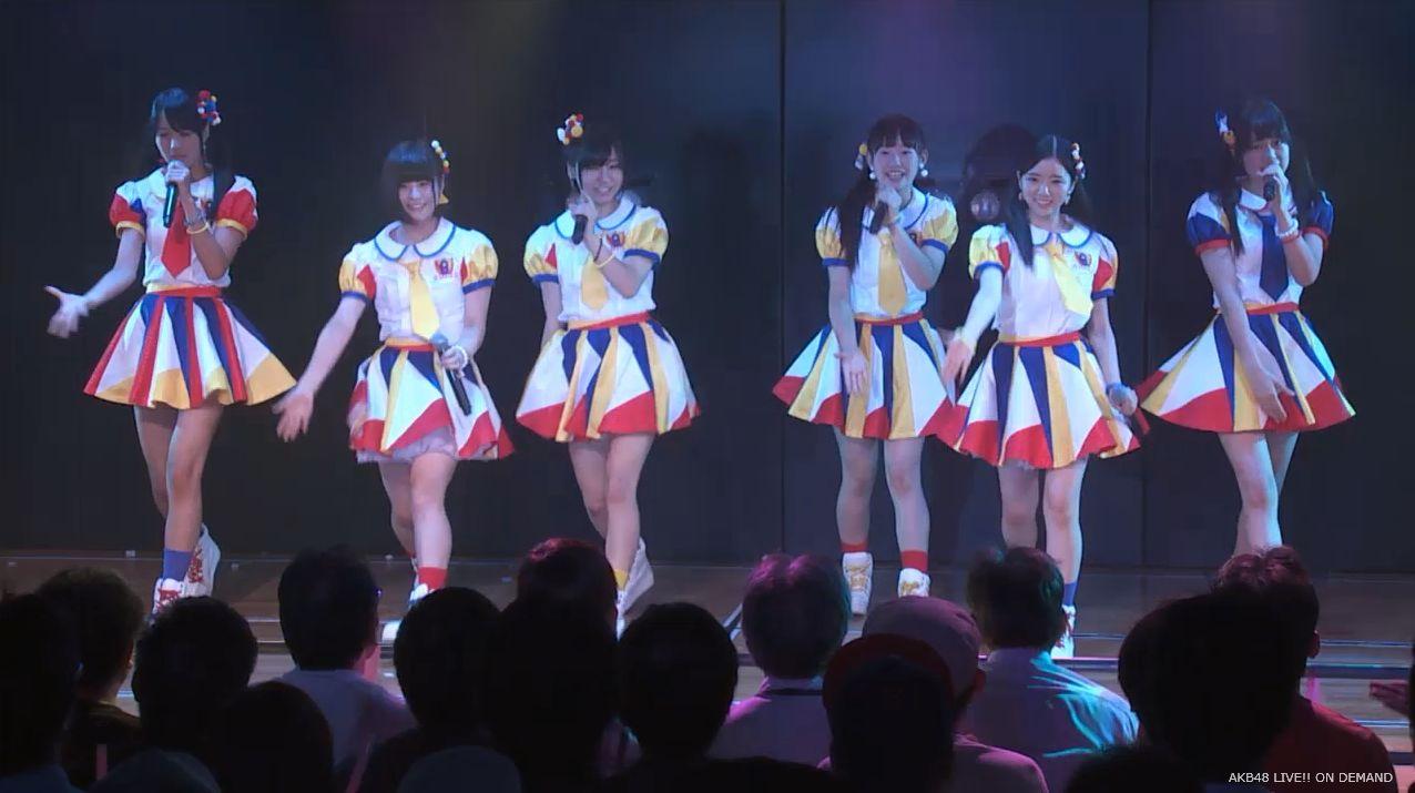 AKB48チーム8 言い訳Maybe 20140805 (8)