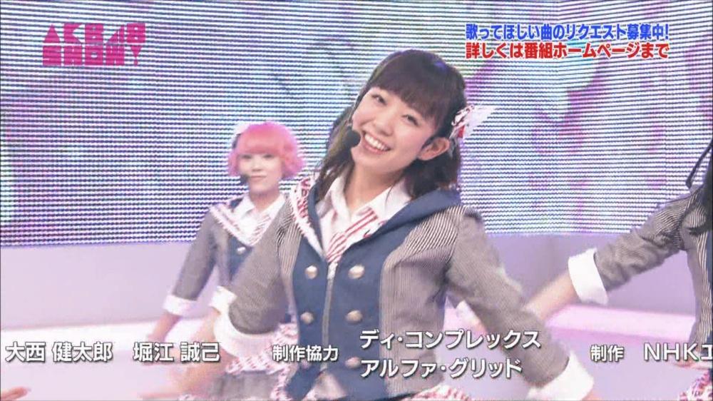 AKB48SHOW NMB48生徒手帳の写真は気に入ってないの法則 20140816 (77)_R
