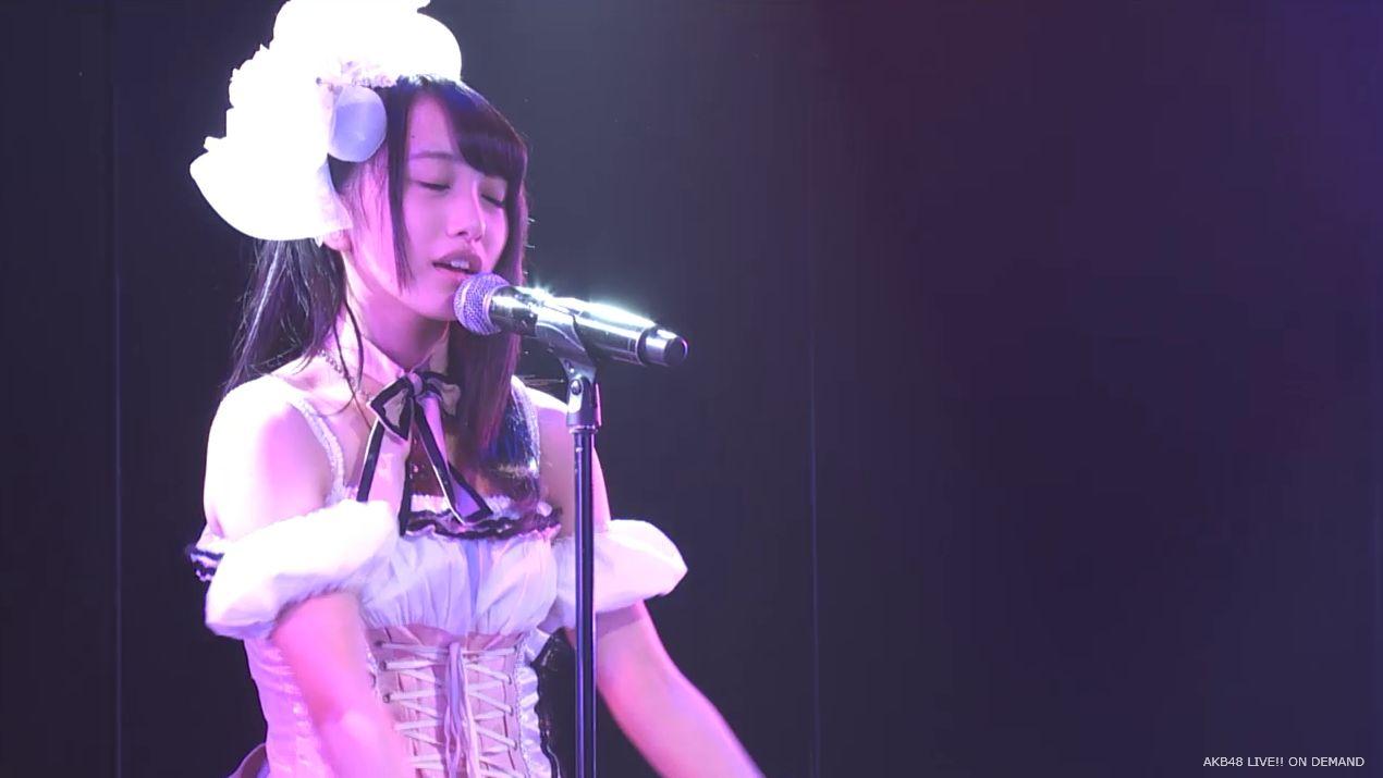 AKB48向井地美音 チーム4公演 残念少女 20140731 (33)