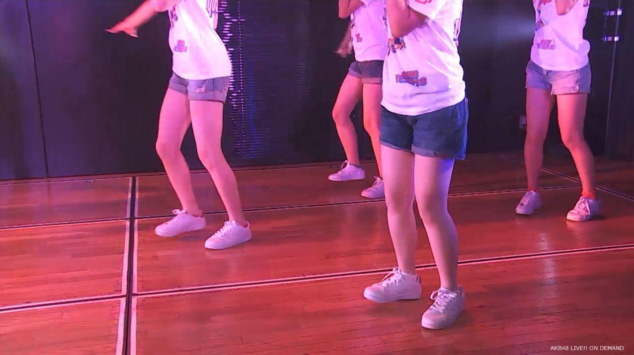 AKB48チーム8 スカートひらり 20140805 (33)