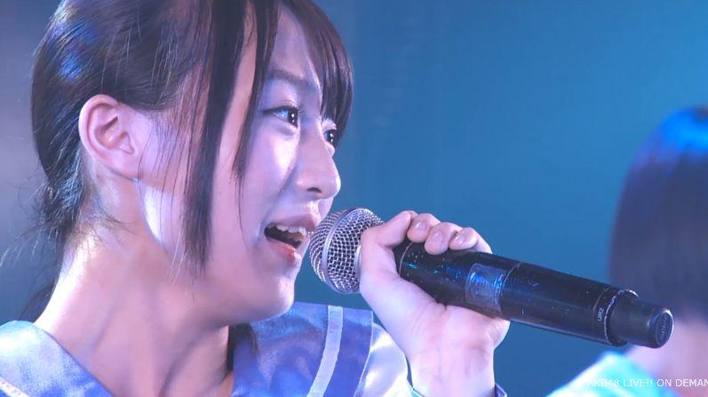 チーム8坂口渚沙 劇場公演デビュー 20140806 (71)