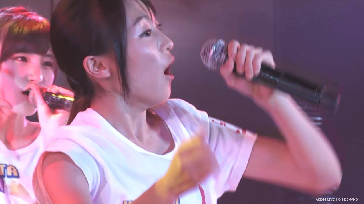 チーム8坂口渚沙 劇場公演デビュー 20140806 (97)