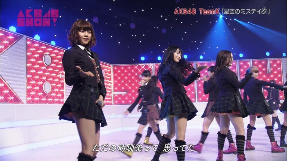 AKB48SHOW チームK 星空のミステイク 20140816 (37)_R