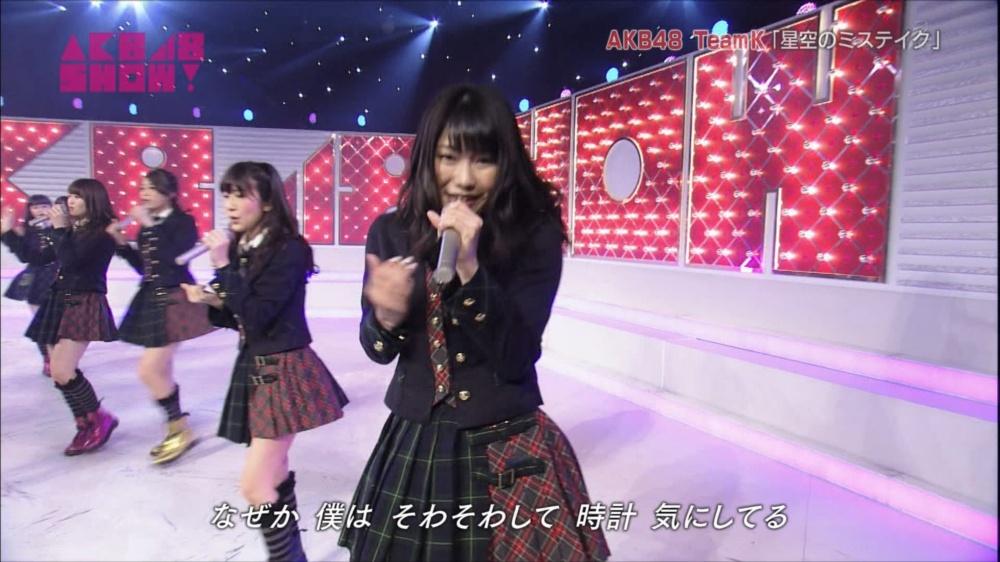 AKB48SHOW チームK 星空のミステイク 20140816 (52)_R