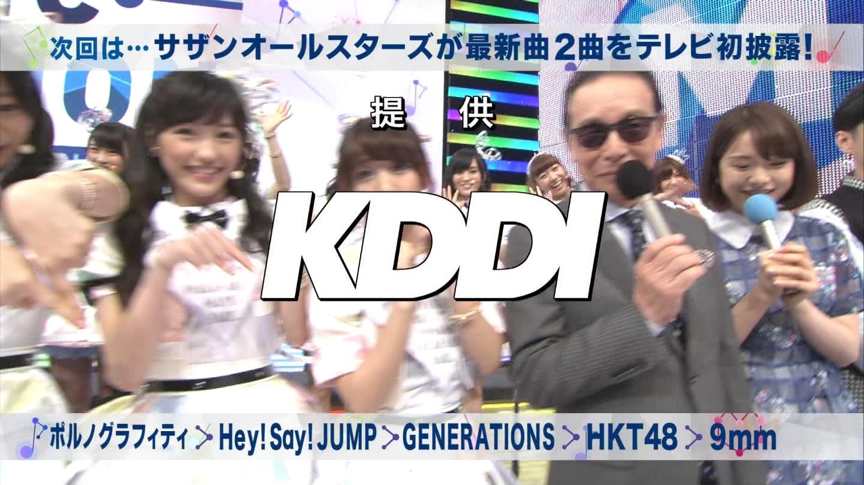 ミュージックステーション AKB48川栄李奈 心のプラカード 20140829 (13)
