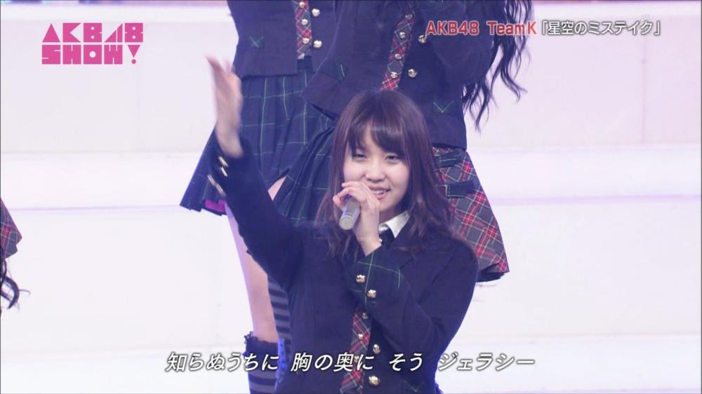 AKB48SHOW チームK 星空のミステイク 20140816 (23)_R