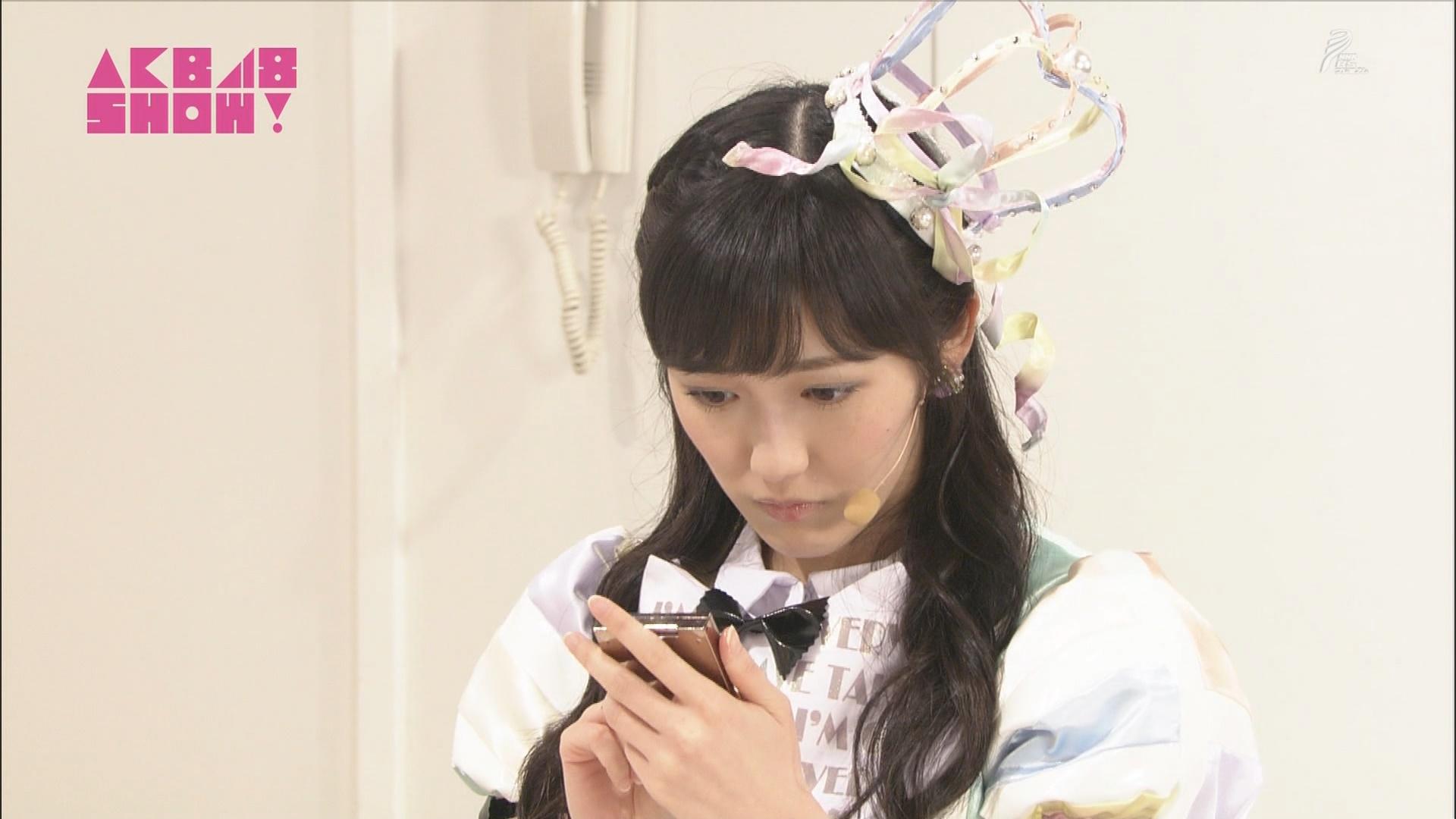 AKB48SHOW 心のプラカード 渡辺麻友 20140830 (1)