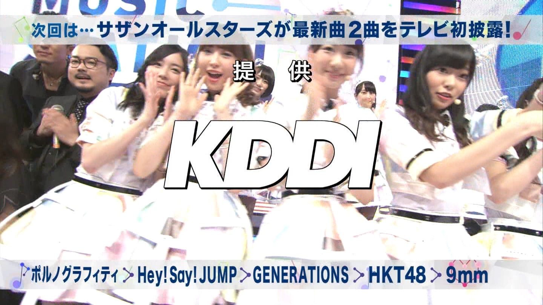 ミュージックステーション AKB48宮脇咲良 心のプラカード 20140829  (24)