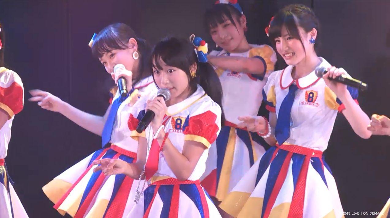 チーム8坂口渚沙 劇場公演デビュー 20140806 (172)