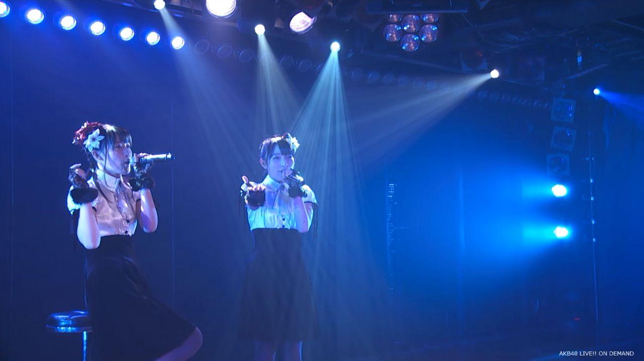 チーム8劇場公演 「あなたとクリスマスイブ」 左伴彩佳 岡部麟 (6)