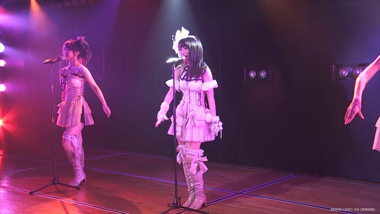AKB48向井地美音 チーム4公演 残念少女 20140731 (76)