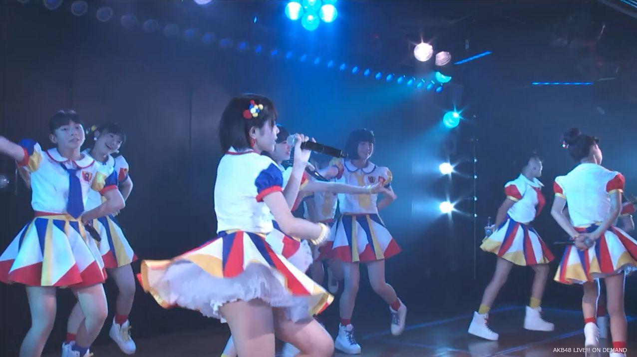 AKB48チーム8 ポニーテールとシュシュ 20140805 (4)