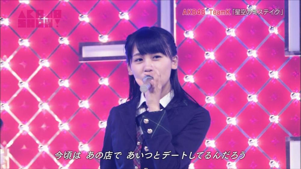 AKB48SHOW チームK 星空のミステイク 20140816 (6)_R