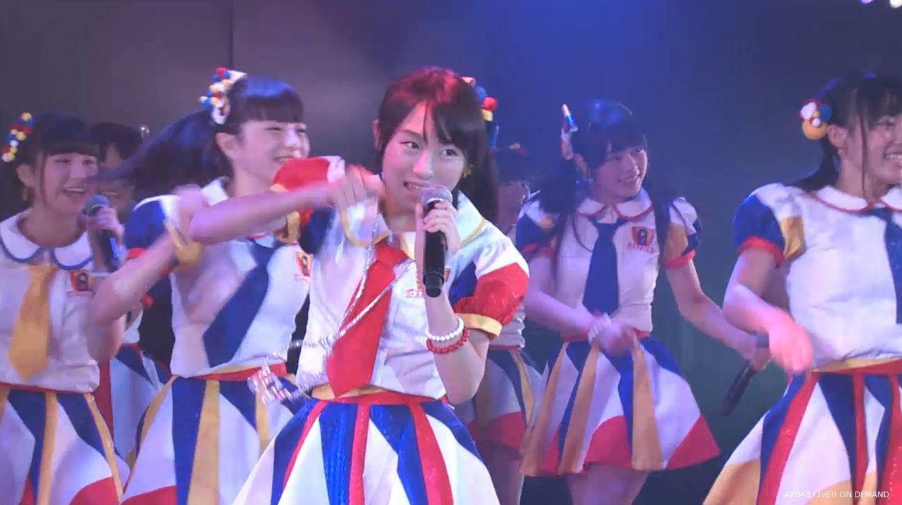 チーム8坂口渚沙 劇場公演デビュー 20140806 (161)