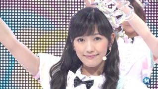 ミュージックステーション AKB48渡辺麻友 心のプラカード 20140829 (25)
