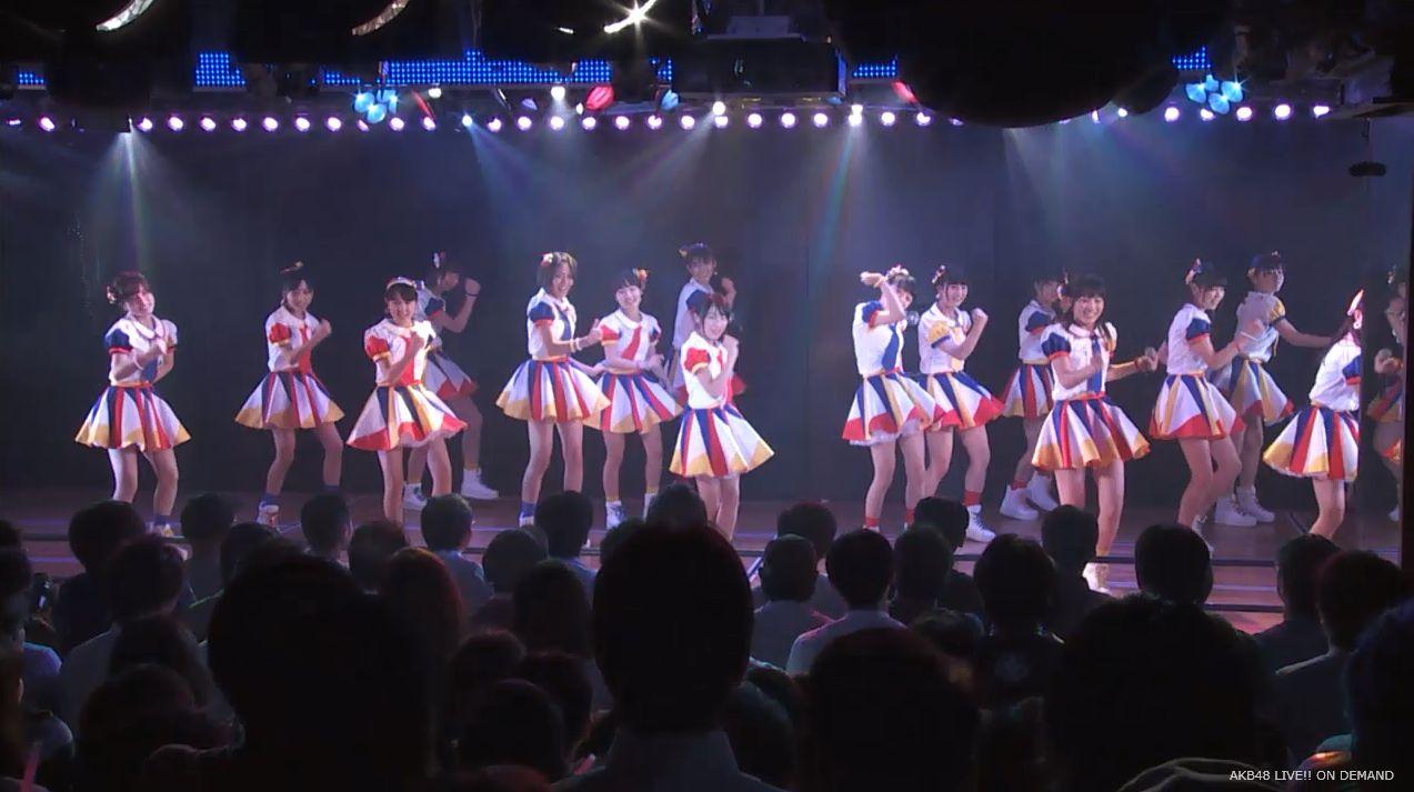 チーム8坂口渚沙 劇場公演デビュー 20140806 (155)
