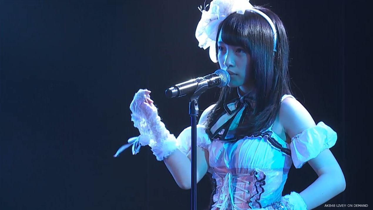 AKB48向井地美音 チーム4公演 残念少女 20140731 (24)