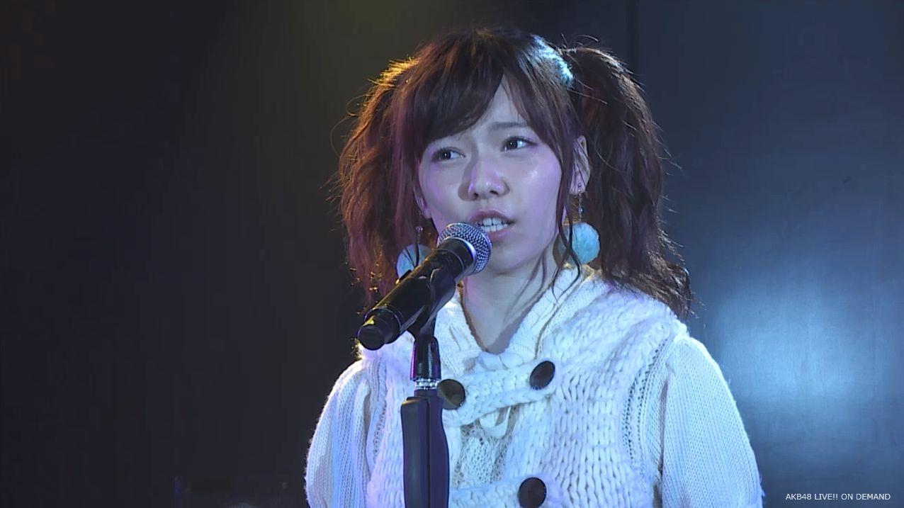 AKB48 チームAツインテール公演  島崎遥香 ハート型ウィルス (2)