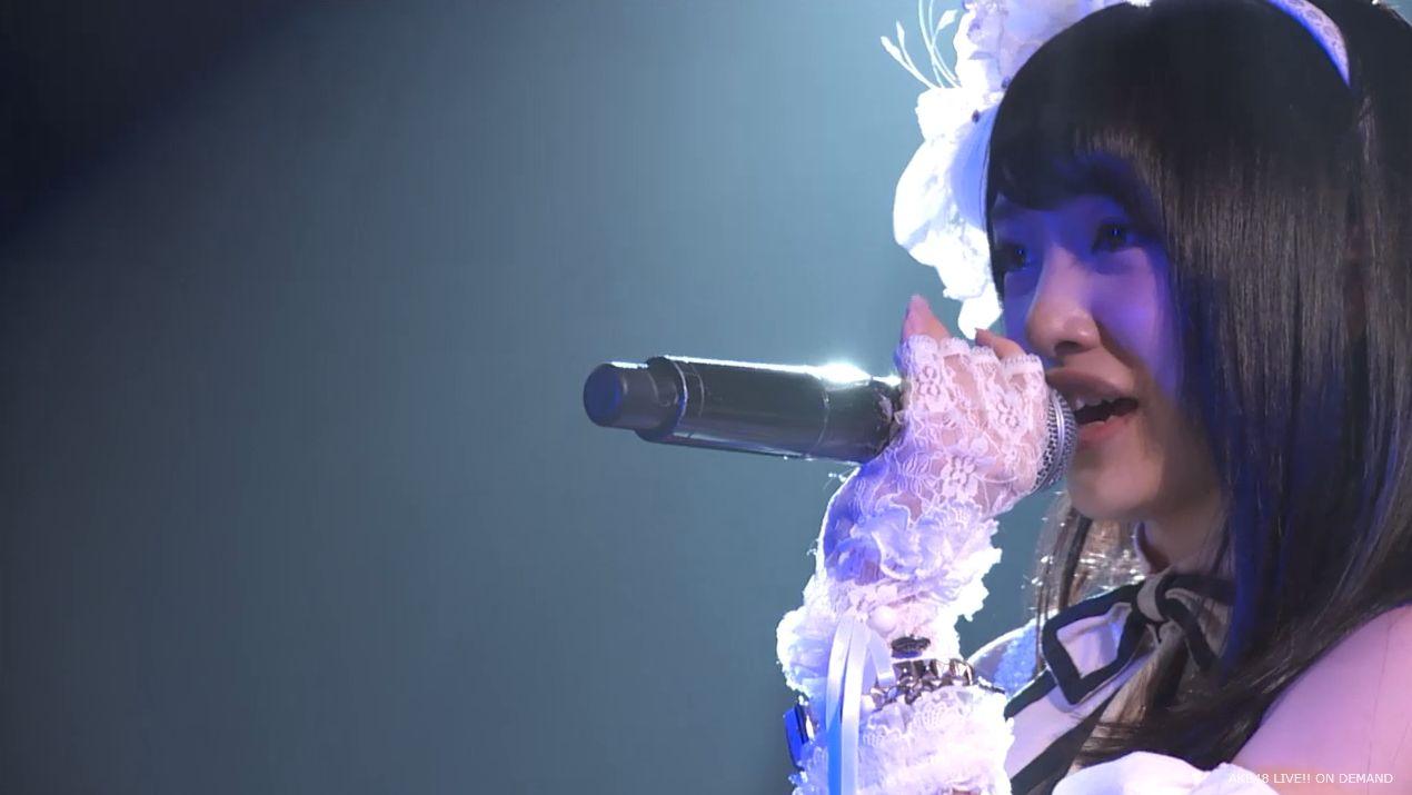 AKB48向井地美音 チーム4公演 残念少女 20140731 (62)