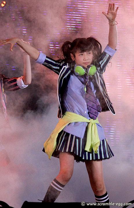 西野未姫 制服レジスタンス