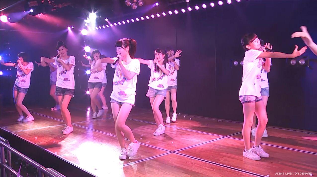 AKB48チーム8 スカートひらり 20140805 (12)