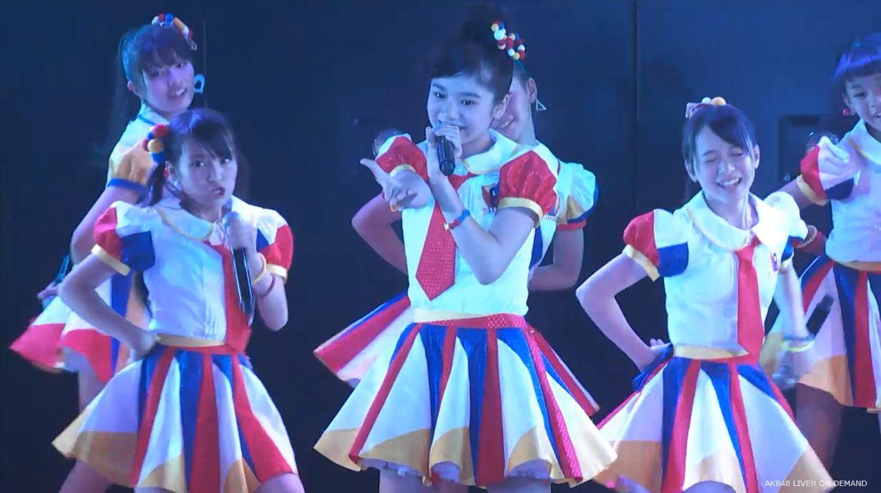 AKB48チーム8 言い訳Maybe 20140805 (18)
